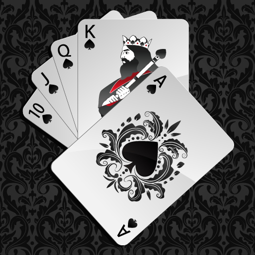 Royal-straight-flush-playing-cards-vector-03