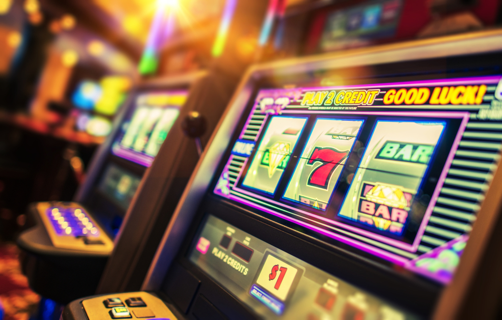 Las vegas slot machine payout percentages