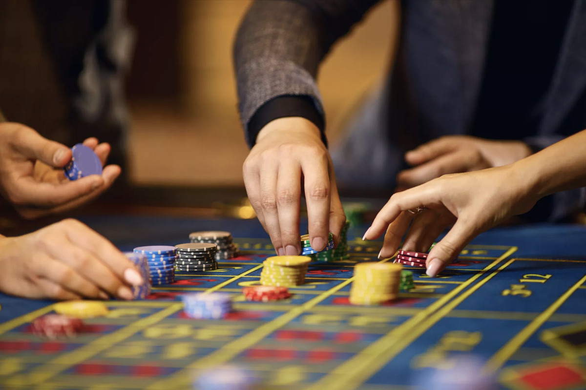 Выбор мобильного казино
